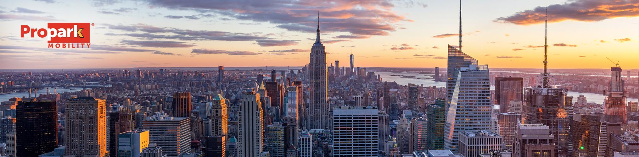 New York City Skyline Propark